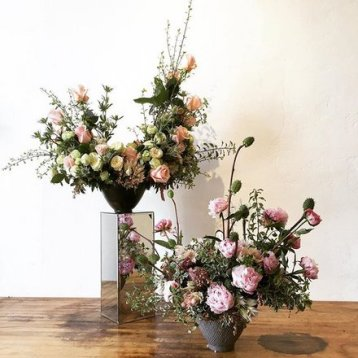 Photo Courtsey of Bloom and Plume 270901-flower-arrangemnets