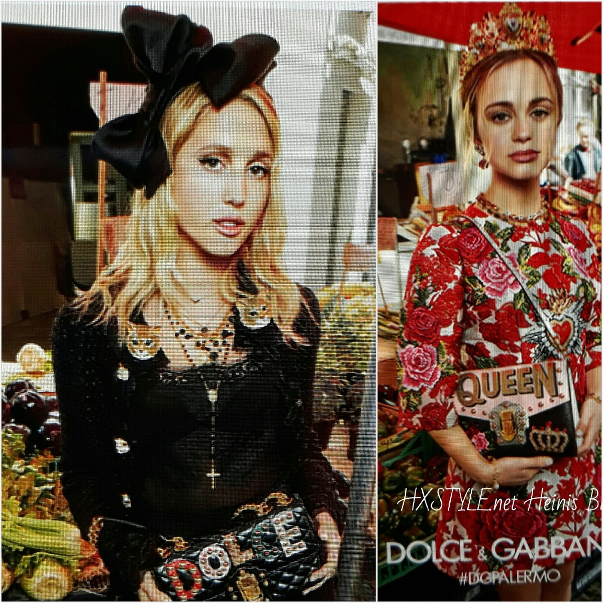 VOGUE NEWS&TRENDS. DOLCE&GABBANA, Milano. FALL COLLECTION 2016...HXSTYLE.net HEINIS Favourite