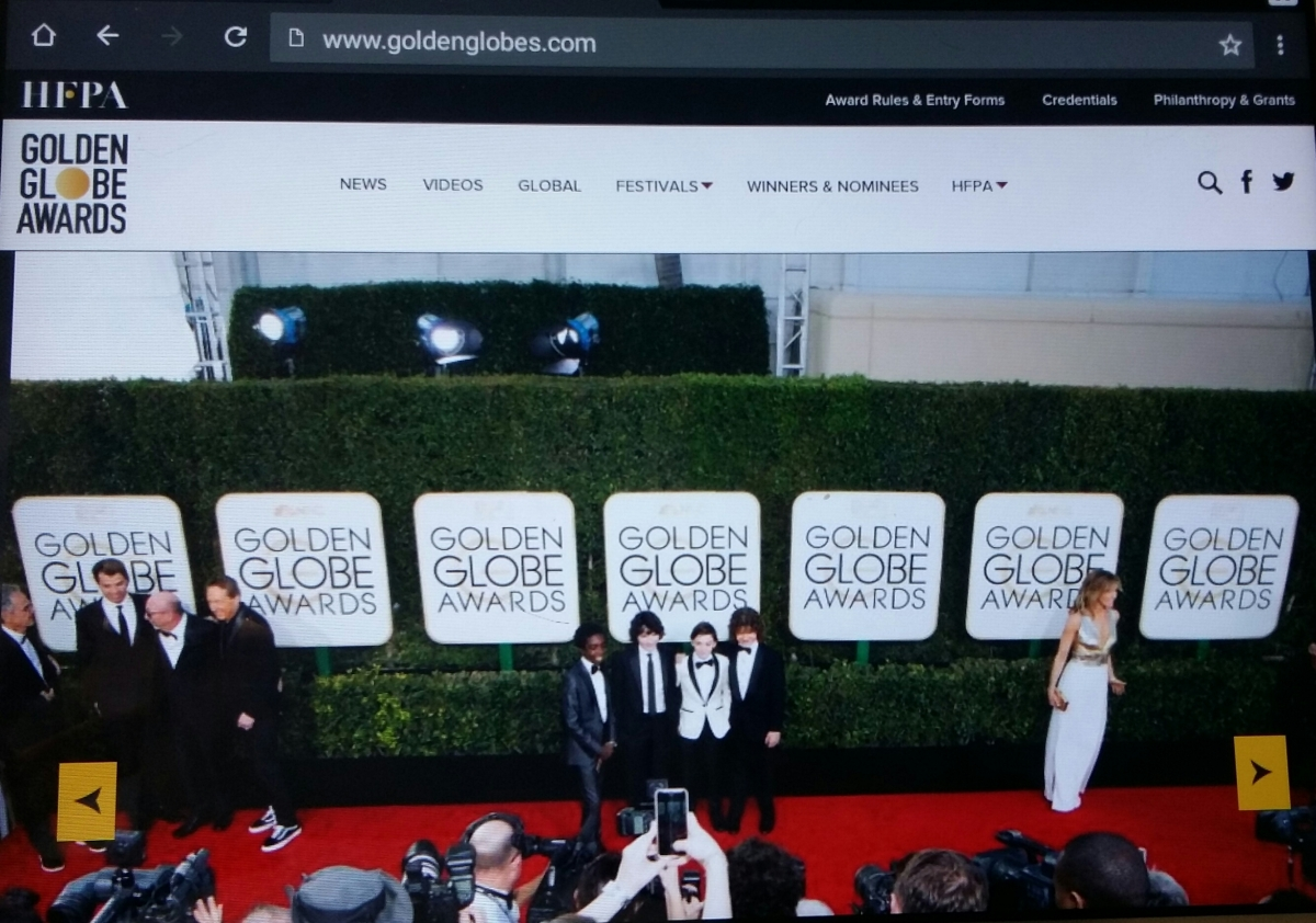 VOGUE NEWS&TRENDS. GOLDEN GLOBES AWARDS 11.1.2017... PARTY STYLE, BEAUTY, DRESSES, SUITS HXSTYLE.net HEINIS Favourite