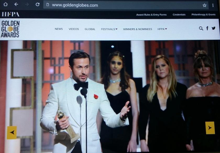GOLDEN GLOBES AWARD 2017 NEWS…BEST RED CARPET TRENDS, 12 GIFS&BEST MEMES