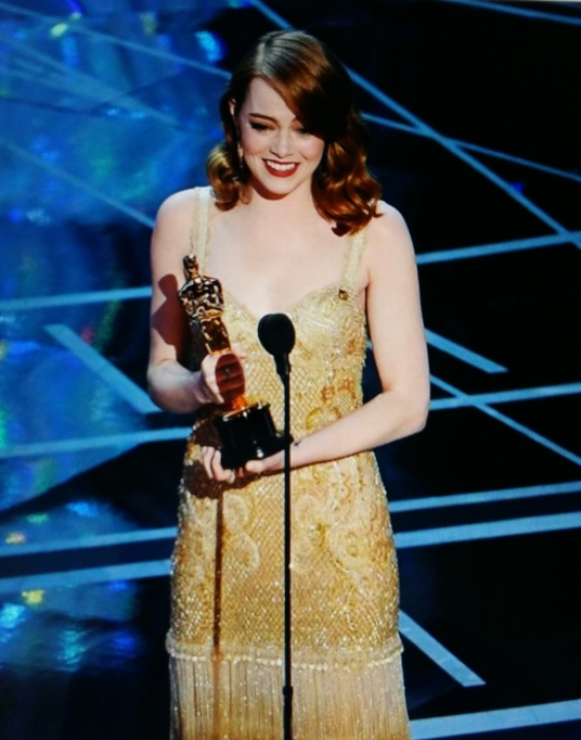 EMMA STONE BEST Actress