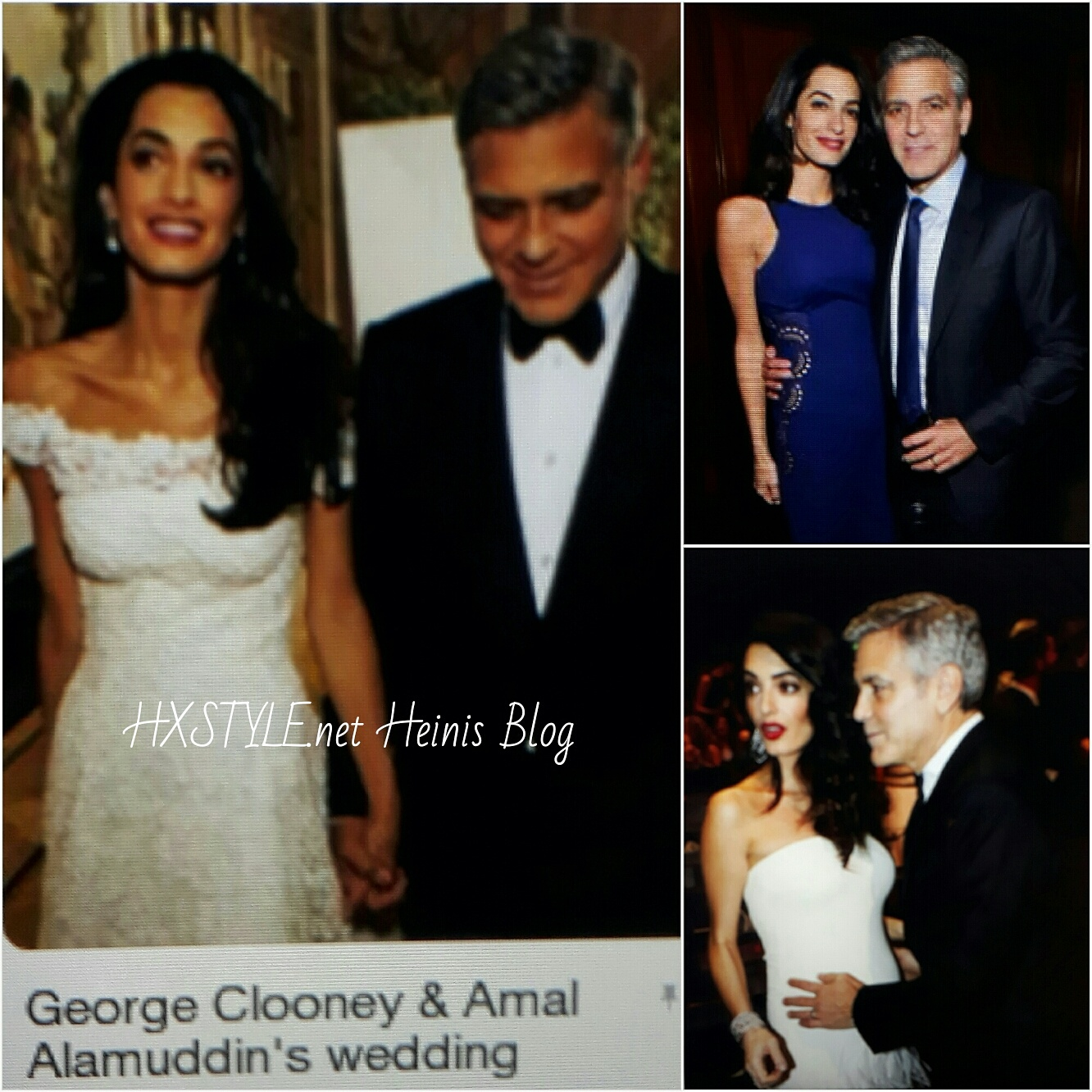 VOGUE NEWS&TRENDS. FAMOUS PEOPLES&FAMILY. WORLD FAMOUS MOVIE STAR, GEORGE CLOONEY and AMAL CLOONEY. FASHION&LUXURY Life style, Family 2014…18.10.2017