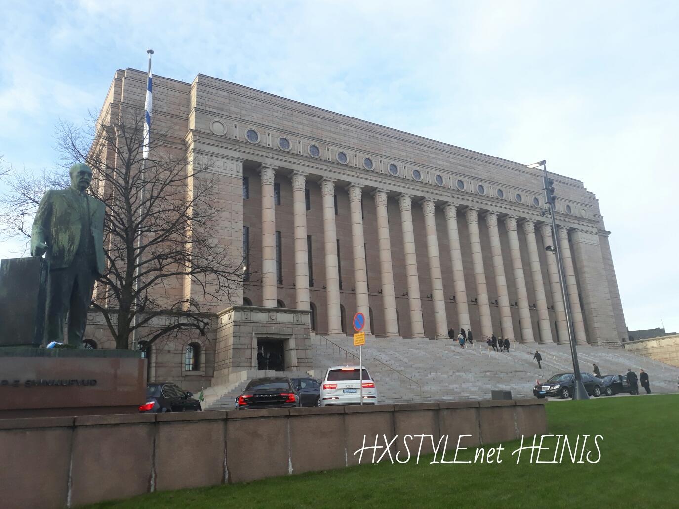 KULTTUURI. HISTORIA&NYKYAIKA SUOMI, FINLAND. JUHLAVUOSI SUOMI100. HELSINKI, Suomen Pääkaupunki. EDUSKUNTATALO ja PIKKUPARLAMENTTI, 3. ja 12. PRESIDENTTI …7.12.2017