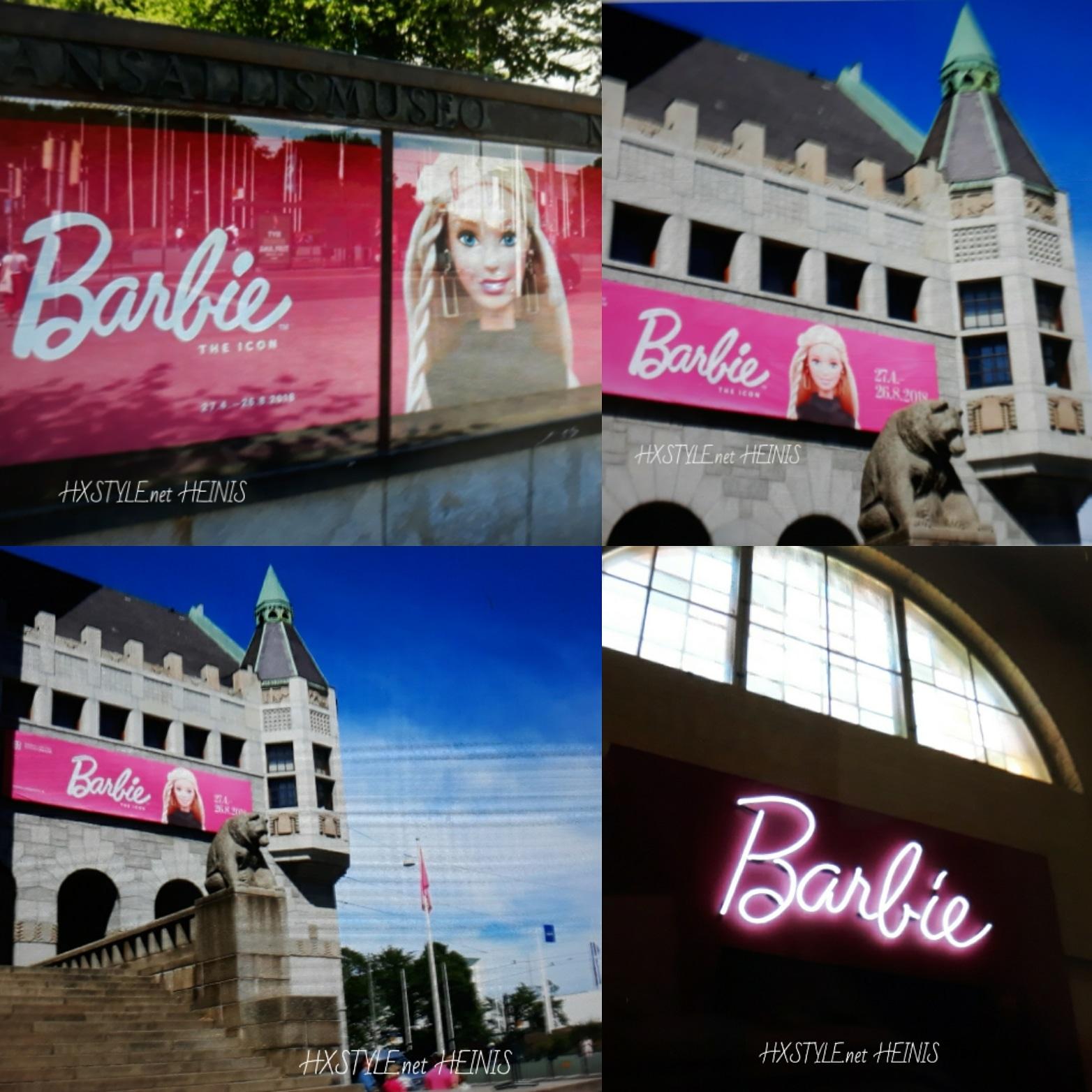 KULTTUURI. TAIDE. HISTORIA. Suomen KANSALLISMUSEO, Helsinki 2/2. BARBIE – THE ICON  NÄYTTELY 27.4.2018 – 26.8.2018 …Muoti&Desig, USA, Mattel, Barbie v. 1959. YLEISÖOPASTUS, Ajatukset& Valokuvat. Suosikit&Elämäntapa. HXSTYLE.net HEINIS