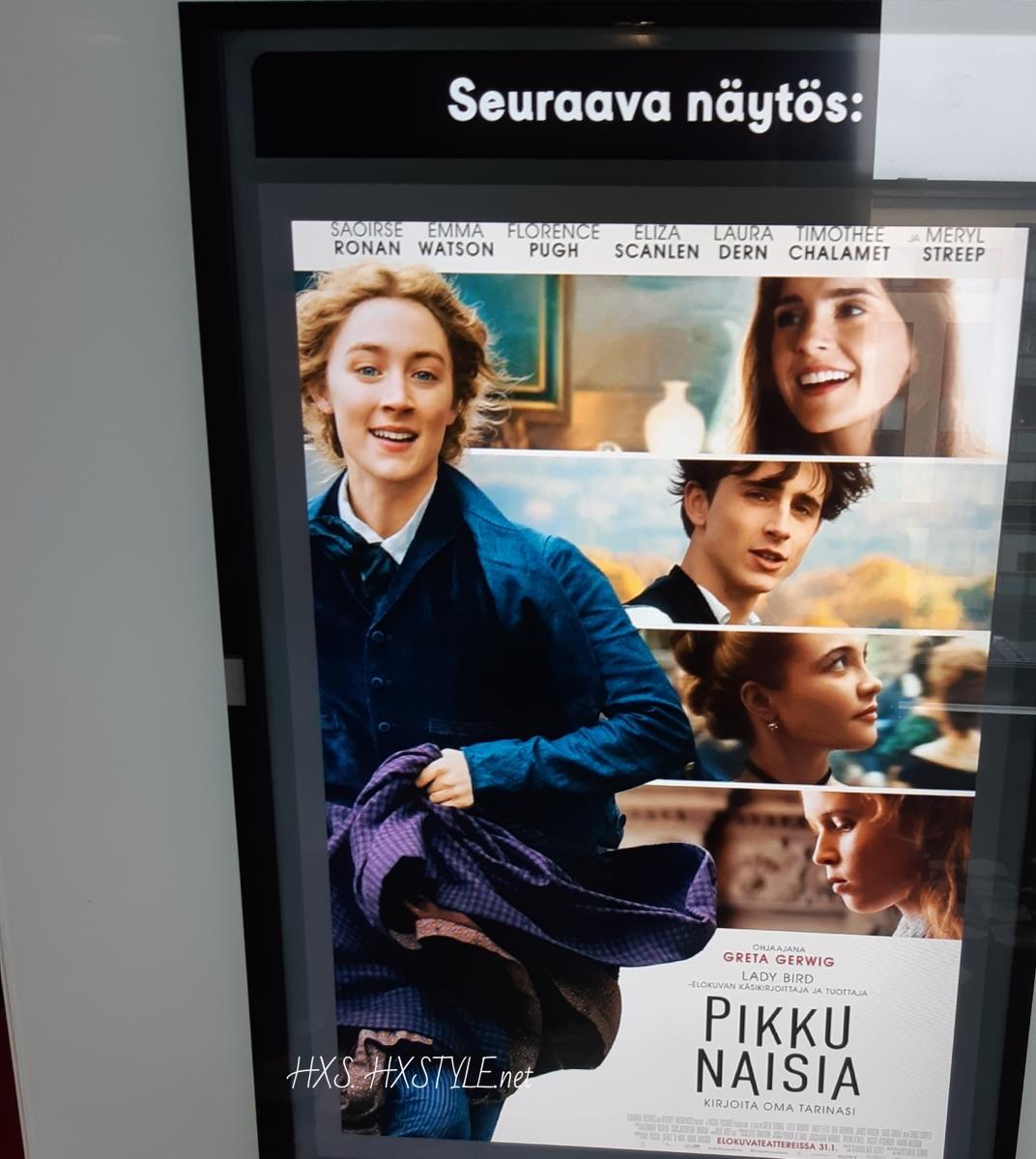 Uutuus Elokuvat