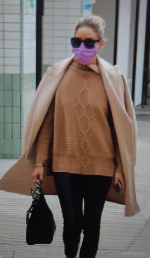 OLIVIA PALERMO New York Street style....